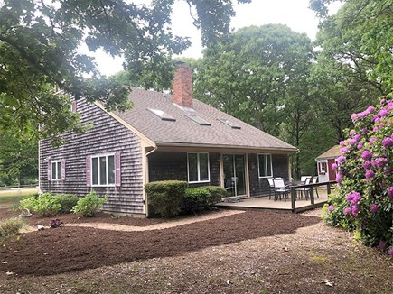 Eastham, 3961 - Thumpertown Cape Cod vacation rental - Backyard