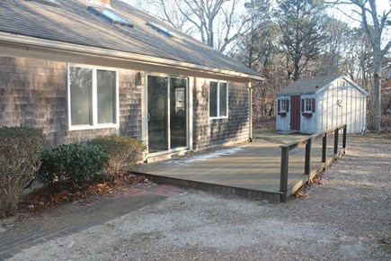 Eastham, 3961 - Thumpertown Cape Cod vacation rental - Deck