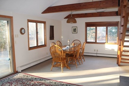Eastham, 3961 - Thumpertown Cape Cod vacation rental - Dining Area