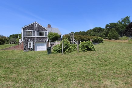 Truro Cape Cod vacation rental - Back of House