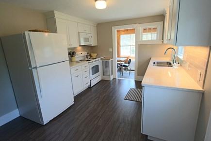 Truro Cape Cod vacation rental - Updated Kitchen