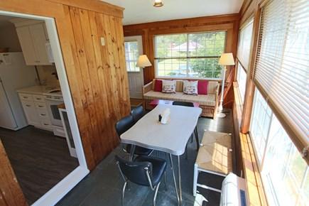 Truro Cape Cod vacation rental - Three Seasons Porch