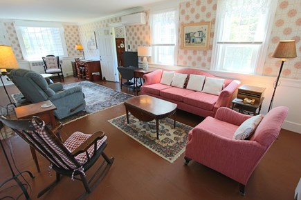 Truro Cape Cod vacation rental - Living Room with Ample seating