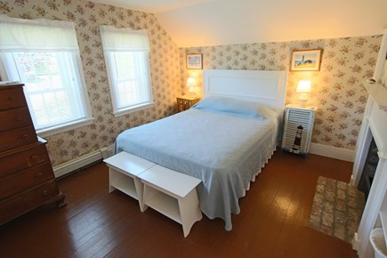 Truro Cape Cod vacation rental - Bedroom on Second Floor with Queen and Twin