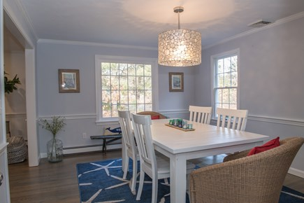Cotuit Cotuit vacation rental - Comfortable Dining Room