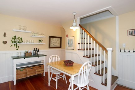 Orleans Cape Cod vacation rental - Kitchen eat in area !