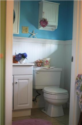 Dennis Port Cape Cod vacation rental - Recently updated bathroom