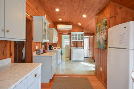 Falmouth Cape Cod vacation rental - Large completely remodeled kitchen with new appliances