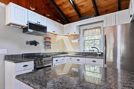 West Dennis (near West Dennis  Cape Cod vacation rental - Kitchen