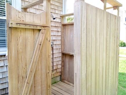 Brewster Cape Cod vacation rental - Handy outdoor shower