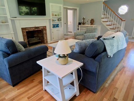 Brewster Cape Cod vacation rental - Second TV lounge