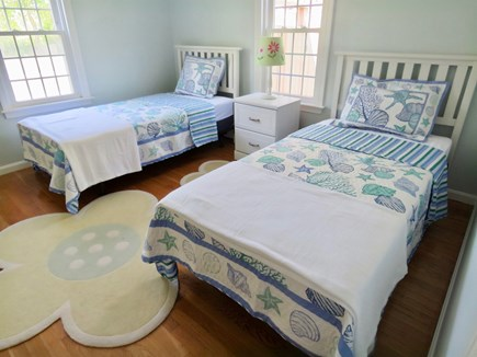 Brewster Cape Cod vacation rental - Twins bedroom on the main level