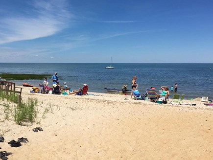 Brewster Cape Cod vacation rental - Five-minute walk (0.4 mi.) to this neighborhood beach