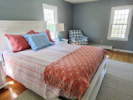 Brewster Cape Cod vacation rental - Queen bedroom, main level