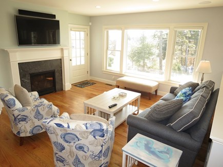 Chatham Cape Cod vacation rental - Living room/TV lounge,