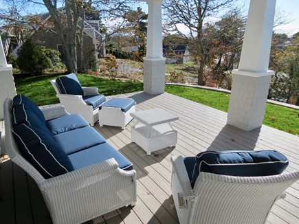 Chatham Cape Cod vacation rental - You'll love this location and setting.