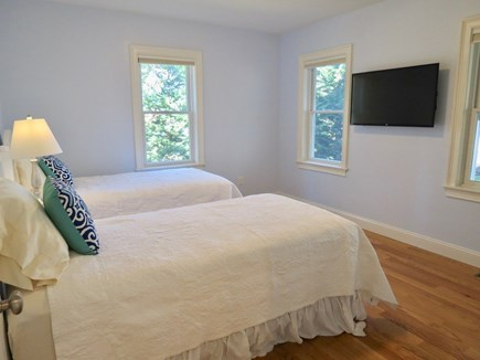 Chatham Cape Cod vacation rental - Twin bedroom, lower level