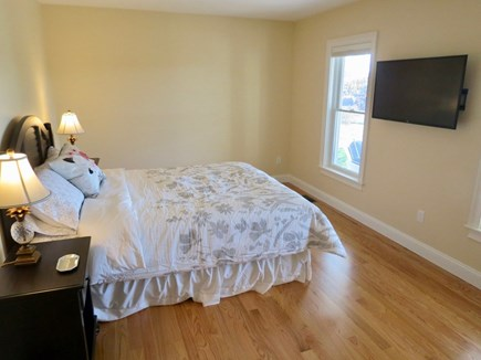 Chatham Cape Cod vacation rental - Queen bedroom, lower level