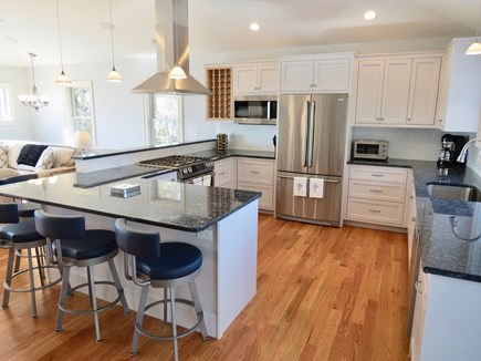 Chatham Cape Cod vacation rental - State of the art kitchen is fully equipped