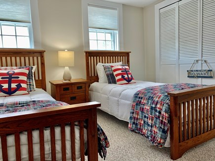 Harwich Port  Cape Cod vacation rental - Room #3 with Two Twin Beds