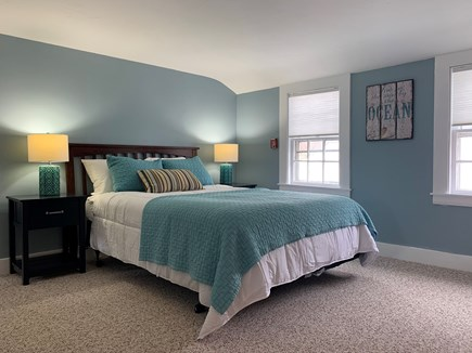 Harwich Port  Cape Cod vacation rental - Room #4 with 1 Queen Bed and 1 twin bed in cozy nook