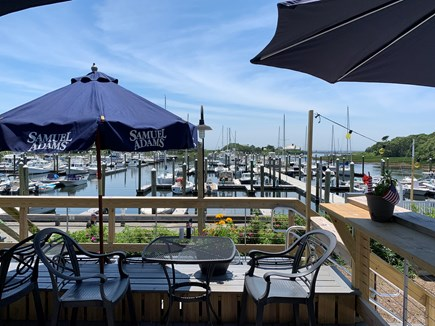 Harwich Port  Cape Cod vacation rental - Saquatucket Harbor across the street.  Boating, Dining and Ferry!