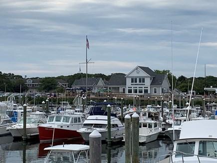 Harwich Port  Cape Cod vacation rental - Saquatucket Municipal Marina for visitors and boaters!