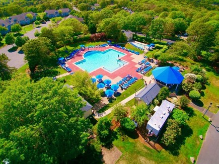 Brewster, Ocean Edge Condo  Cape Cod vacation rental - Arbor Pool