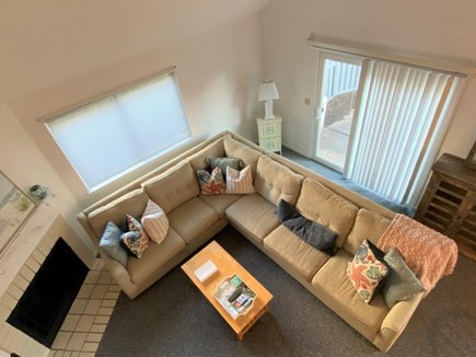 Brewster, Ocean Edge Condo  Cape Cod vacation rental - Loft View