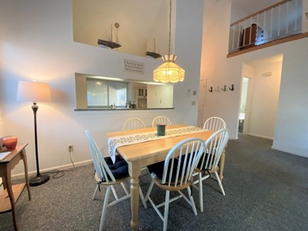 Brewster, Ocean Edge Condo  Cape Cod vacation rental - Dining Room