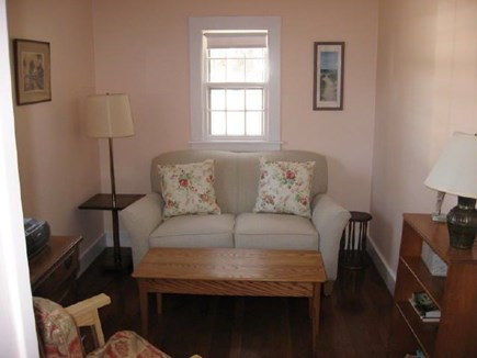 Harwich, Pleasant Lake Cape Cod vacation rental - Den which is off the living room