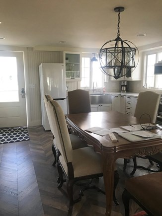 Falmouth, Seacoast Shores Cape Cod vacation rental - Bright Kitchen & Dining Area