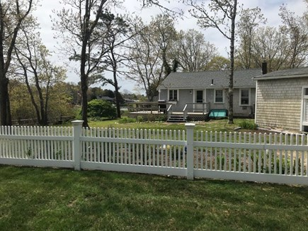 Falmouth, Seacoast Shores Cape Cod vacation rental - Classic Seaside Cottage by the Water with gardens