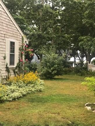 Falmouth, Seacoast Shores Cape Cod vacation rental - Enjoy the gardens
