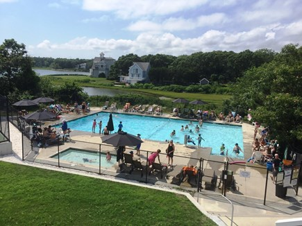 Falmouth, Seacoast Shores Cape Cod vacation rental - Clubhouse Pool