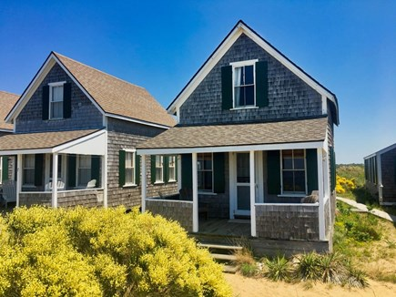 Truro Cape Cod vacation rental - Front of cottage