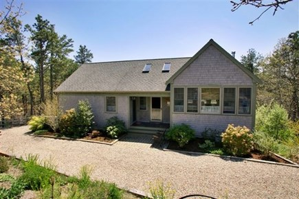Wellfleet Cape Cod vacation rental - 20 White Tail ~ Front of House