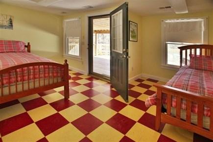 Wellfleet Cape Cod vacation rental - Downstairs Twins