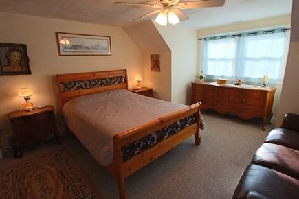 Truro Cape Cod vacation rental - Bedroom #4-   1 Queen- 2nd Floor