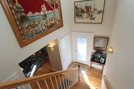 Truro Cape Cod vacation rental - Stairs to Second Floor Bedrooms