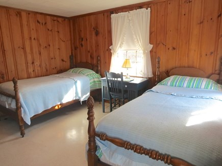 Brewster Cape Cod vacation rental - Second bedroom with twin beds