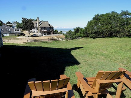Brewster Cape Cod vacation rental - Relax and enjoy the vista