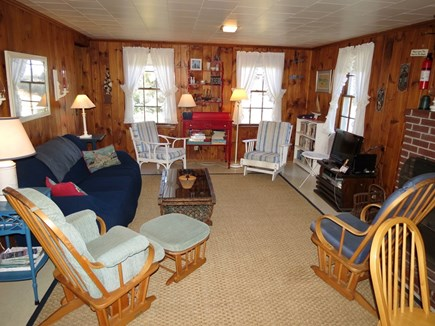Brewster Cape Cod vacation rental - Comfortable common living space