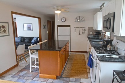 Eastham Cape Cod vacation rental - Stocked with Dishwasher, Keurig, Microwave, and more.