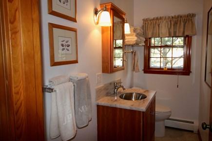 Truro Cape Cod vacation rental - Upstairs Bath