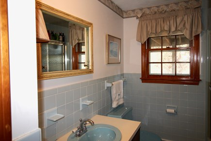 Truro Cape Cod vacation rental - Full Bath has Tub and Shower