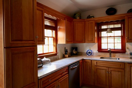 Truro Cape Cod vacation rental - Stainless Appliances, Counter Space