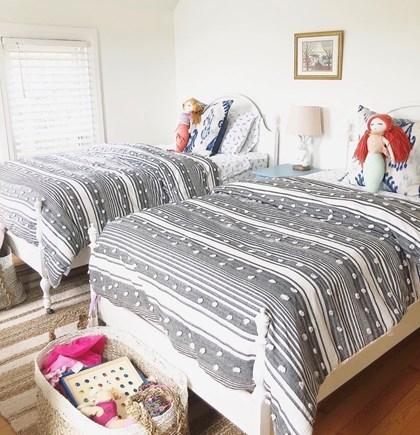 Harwich, Red River Beach Cape Cod vacation rental - Kids Room Instagram:  @thebluedoor_harwich