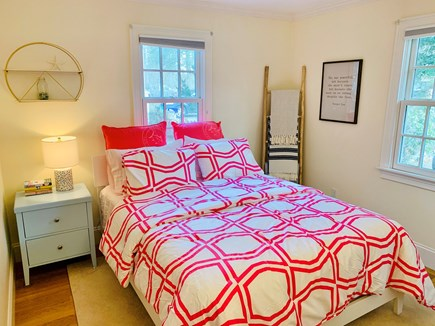 Marion MA vacation rental - First floor Queen Bedroom