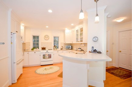 Marion MA vacation rental - Fully updated and stocked kitchen with Bosch dishwasher